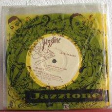 Discos de vinilo: LIONEL HAMPTON ALL-STARS - RUBY BRAFF ALL-STARS - TONY SCOTT ALL-STARS - OMER SIMON TRIO EP33 . Lote 7689345
