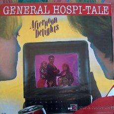 Discos de vinilo: LP - AFTERNOON DELIGHTS - GENERAL HOSPI-TALE - ORIGINAL AMERICANO, MCA RECORDS 1981. Lote 7700425