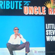 Discos de vinilo: STEVIE WONDER,TRIBUTE TO UNCLE RAY,EDICION ESPAÑOLA DEL 84. Lote 236421795