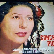 Discos de vinilo: CONCHITA PIQUER-CANCIONES DEL ESPECTACULO PUENTE DE COPLAS-COLUMBIA 1970. Lote 12145502
