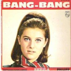 Discos de vinilo: SHEILA - BANG - BANG + 3 EP ***EN PHILIPS 1966. Lote 12613609