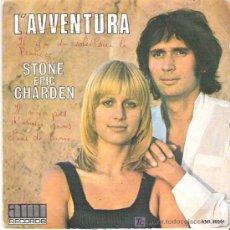 Discos de vinilo: STONE ERIC CHARDEN - L`AVENTURA / LA MUSIQUE ***AMI RECORDS 1971. Lote 7771856