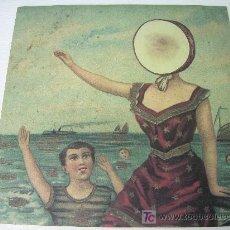 Discos de vinilo: LP NEUTRAL MILK HOTEL IN THE AEROPLANES OVER THE SEA ELEPHANT 6 VINILO. Lote 126251428