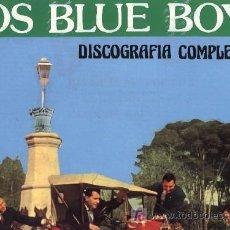 Discos de vinilo: LOS BLUE BOYS ··· DISCOGRAFIA COMPLETA - (LP 33 RPM). Lote 25672199