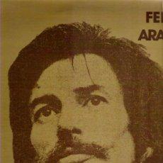Discos de vinilo: FERRAT CHANTE ARAGON *** EN BARCLAY. Lote 11791354
