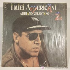 Discos de vinilo: I MIEI AMERICANI. ADRIANO CELENTANO. Lote 26000871