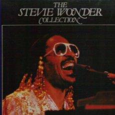 Discos de vinilo: THE STEVIE WONDER COLLECTION - 4 LP EN CAJA MOTOWN ****1982 EDITADOS POR BELTER ESPAÑA. Lote 14570666