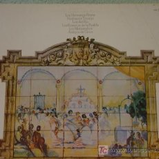 Discos de vinilo: DOBLE LP SEVILLANAS DE ORO (VOLUMEN 2) . Lote 27548536