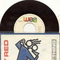 Discos de vinilo: SINGLE 45 RPM / SIMPLY RED //// EDITADO POR WEA ESPAÑA /// NUEVO . Lote 14979738