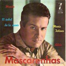 Discos de vinilo: MASCARHENAS EP SELLO ZAFIRO AÑO 1963. Lote 7911080