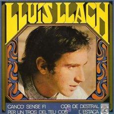 Discos de vinilo: LLUIS LLACH EP SELLO CONCENTRIC AÑO 1968. Lote 7911112