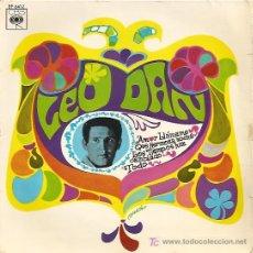 Discos de vinilo: LEO DAN EP SELLO CBS AÑO 1967. Lote 7911132