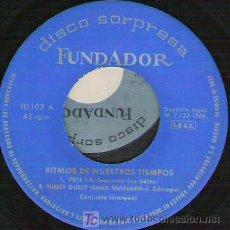 Discos de vinilo: LOS BOHEMIOS - VETE YA + 3 EP ***1966 FREAKBEAT SPANISH. Lote 18020712