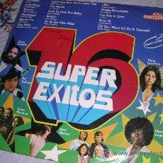 Discos de vinilo: POLYSTAR 16 SUPER ÉXITOS. Lote 26338355