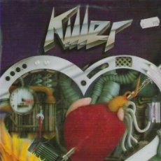 Discos de vinilo: KILLER - YOUNG BLOOD *** INTERCORD 1986. Lote 18922854