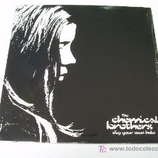 Discos de vinilo: 2LP THE CHEMICAL BROTHERS DIG YOUR OWN HOLE VINYL VINILO. Lote 128423763