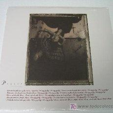 Discos de vinilo: LP PIXIES SURFER ROSA VINYL VINILO. Lote 136359833
