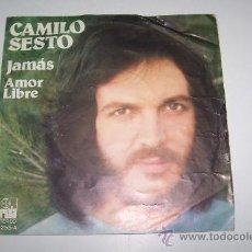 Discos de vinilo: CAMILO SESTO. Lote 26980989