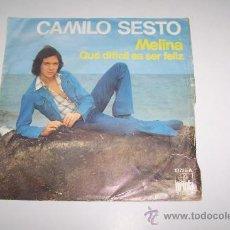 Discos de vinilo: CAMILO SESTO. Lote 27085296