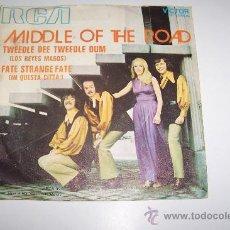Discos de vinilo: MIDDLE OF THE ROAD. Lote 26997175