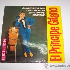 Discos de vinilo: EL PRINCIPE GITANO. Lote 27232072