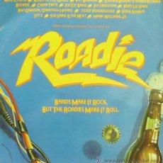 Discos de vinilo: BSO ROADIE-ALICE COOPER + BLONDIE + STYX + PAT BENATAR + EDDIE RABBITT ETC.. LP VINILO DOBLE 1980. Lote 7973200