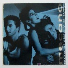 Discos de vinilo: MECANO ··· ENTRE EL CIELO Y EL SUELO - (LP 33 RPM). Lote 25985961