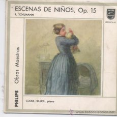 Discos de vinilo: CLARA HASKIL,PIANO. Lote 8010969