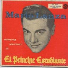 Discos de vinilo: MARIO LANZA,DOBLE EP. Lote 8011676