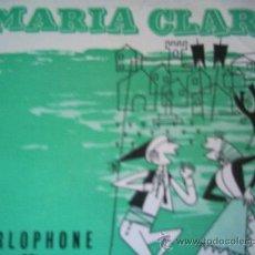 Discos de vinilo: MARIA CLARA,LP DE 10 PULGADAS. Lote 8037610