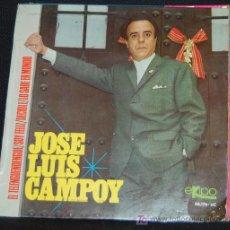 Discos de vinilo: SINGLE JOSE LUIS CAMPOY. EL TELENGUENDENGUE. Lote 74388603