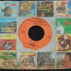 Discos de vinilo: SINGLE SEVILLANAS ROCIERAS. Lote 8051400