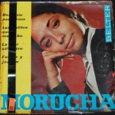 Discos de vinilo: SINGLE MORUCHA. BOHEMIO PEREGRINO. Lote 8051427