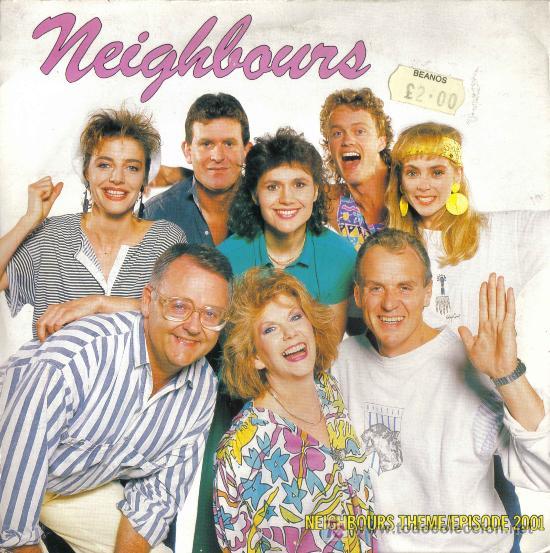 NEIGHBOURS TEMA - EPISODIO 2001-MADE IN ENGLAND (Música - Discos - Singles Vinilo - Bandas Sonoras y Actores)