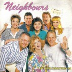 Discos de vinilo: NEIGHBOURS TEMA - EPISODIO 2001-MADE IN ENGLAND. Lote 8051897