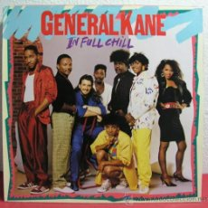 Discos de vinilo: GENERAL KANE ( IN FULL CHILL ) GERMANY-1986 LP33 MOTOWN RECORDS. Lote 8067409