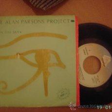 Discos de vinilo: THE ALAN PARSONS PROJECT. EYE IN THE SKY. SINGLE VINILO 45 RPM. Lote 8081947