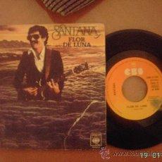 Discos de vinilo: SANTANA. EUROPA. SINGLE VINILO 45 RPM.. Lote 8081999
