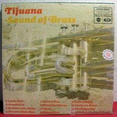 Discos de vinilo: TIJUANA SOUND OF BRASS (THE TORERO BAND ) ENGLAND-1968 LP33. Lote 8110812