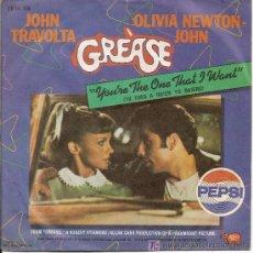 Discos de vinilo: GREASE AÑO 1978. Lote 25707727