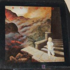 Discos de vinilo: LP OINGO BOINGO. DARK AT THE END OF THE TUNNEL. Lote 8120930