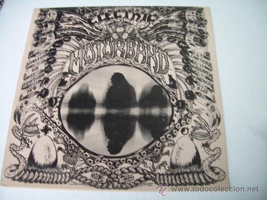 LP ELECTRIC MOTORBAND SOMETHING NEW.... ROCK NACIONAL VINILO VALENCIA (Música - Discos - LP Vinilo - Heavy - Metal)