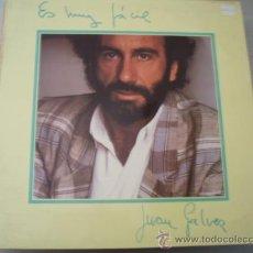 Discos de vinilo: MAXI-LP. JUAN GALVEZ. ES MUY FACIL. EXCELENTE CONSERVACION. AÑO 1986. Lote 8132121