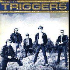 Discos de vinilo: PRETTY TRIGGERS - CHANGE OF FATE - 1990 - PROMO. Lote 8183607