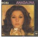 Discos de vinilo: LAS GRECAS SINGLE ANABALINA CBS 4379 1976 SPA. Lote 9970468