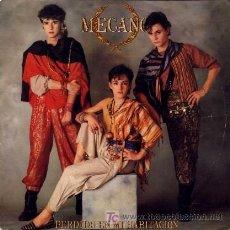 Discos de vinilo: MECANO ··· PERDIDO EN MI HABITACION / VIAJE ESPACIAL - (SINGLE 45 RPM). Lote 26713115
