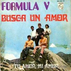 Discos de vinilo: FORMULA V. BUSCA UN AMOR. Lote 8191979