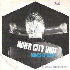 Discos de vinilo: INNER CITY UNIT - BONES OF ELVIS / SID`S SONG ***MOVIEPLAY 1982. Lote 12027077