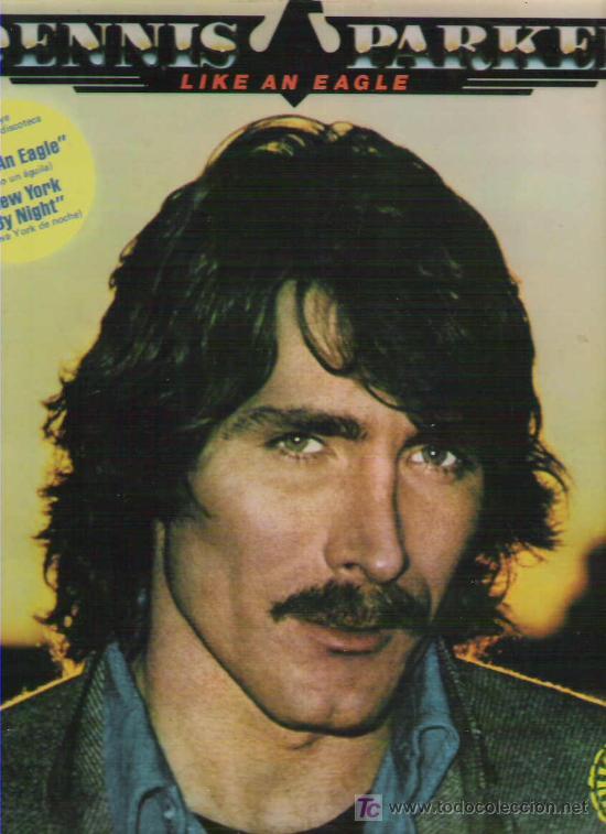 DENNIS PARKER - LIKE AN EAGLE ***1979 (Música - Discos - LP Vinilo - Disco y Dance)