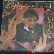 Discos de vinilo: SINGLE DYANGO. A DONDE VAS AMOR. Lote 8263214